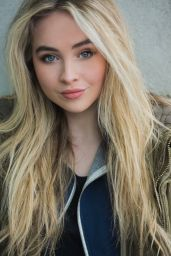 Sabrina Carpenter Headshots 2017