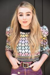 Sabrina Carpenter - Marc Jacobs Fall 2017 Fashion Show in NYC 2/16/ 2017