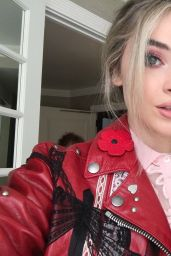 Sabrina Carpenter - New York Fashion Week 2017 Photo Diary for Vogue