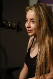 Sabrina Carpenter - Visits Radio Station Hits 97.3 in Hollywood 2/6/ 2017