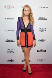 Sailor Brinkley Cook – VIBES By SI Swimsuit Launch Festival in Houston 2/18/ 2017 – Day 2