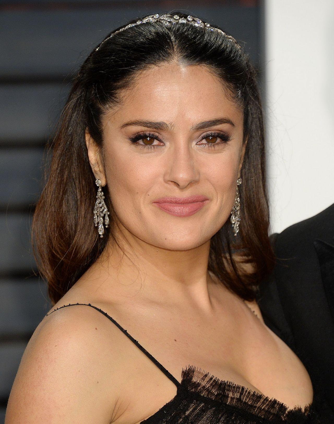 Salma Hayek at Vanity ... Peyton Roi List Kids Choice Awards