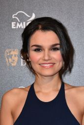 Samantha Barks - BAFTA Gala Dinner in London 2/9/ 2017