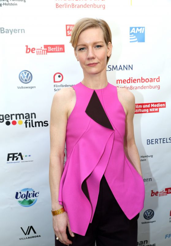 Sandra Hüller – German Oscar Nominees Reception At Villa Aurora, Pacific Palisades 2/25/ 2017