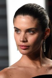 Sara Sampaio at Vanity Fair Oscar 2017 Party in Los Angeles