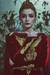 Sarah Bolger - Into The Badlands Season 2 Promoshoot & Stills