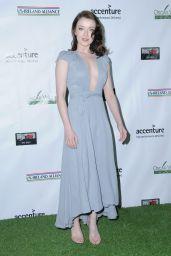 Sarah Bolger – Oscar Wilde Awards in Santa Monica 2/23/ 2017