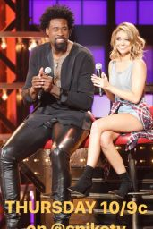 Sarah Hyland - Lip Sync Battle Episode 308 Promo Pics, February 2017