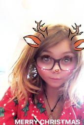 Sarah Hyland - Social Media Pics 2/2/ 2017