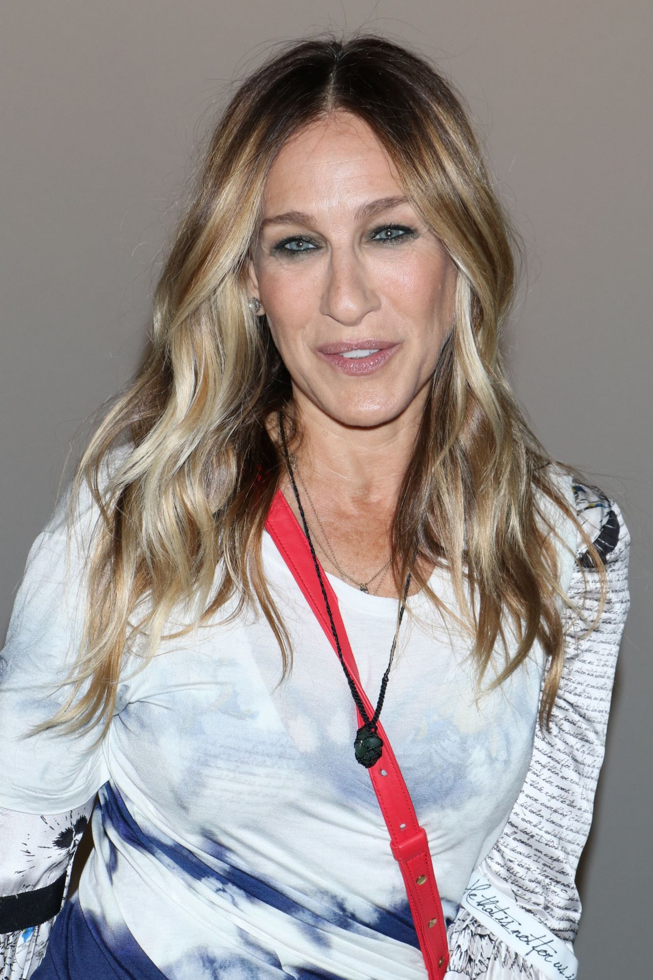 Sarah Jessica Parker - Prabal Gurung Fashion Show in New ...
