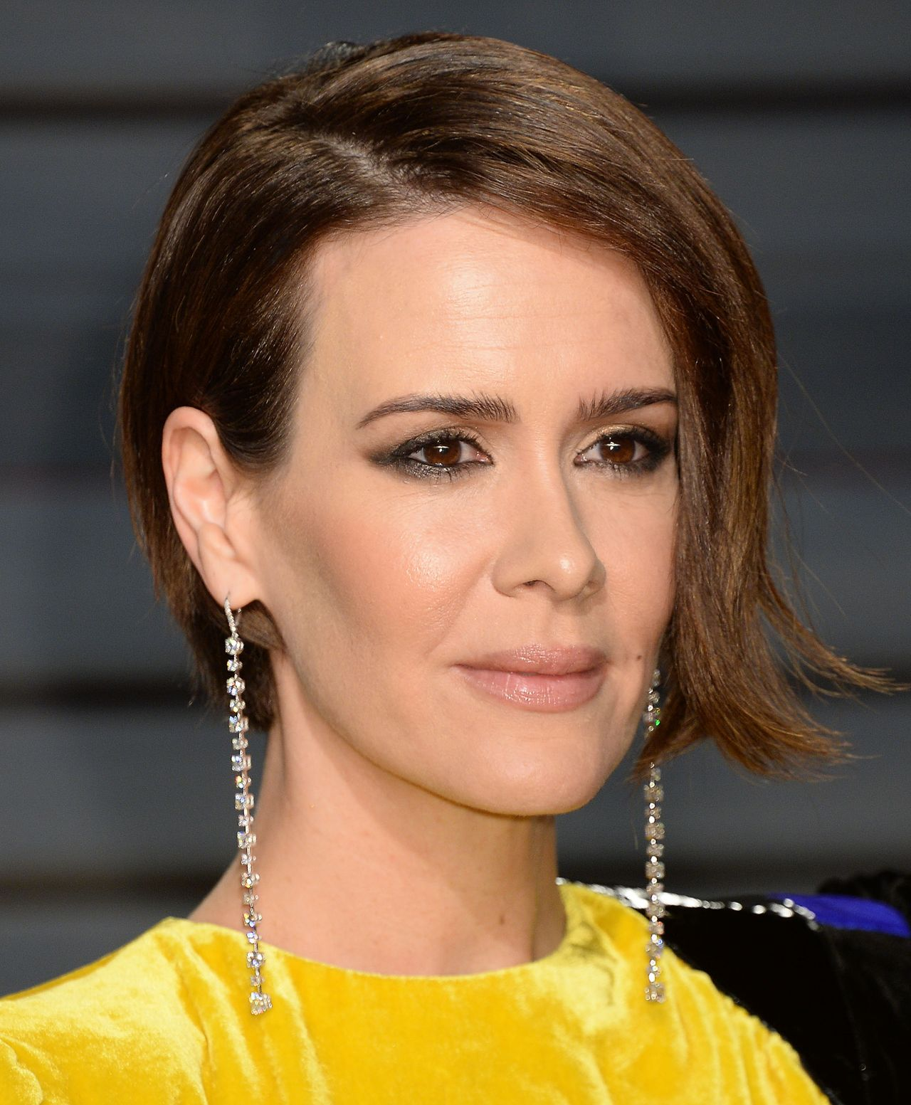 Sarah Paulson – Vanity Fair Oscar 2017 Party in Los Angeles