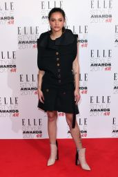 Sasha Lane – Elle Style Awards in London 2/13/ 2017