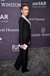 Scarlett Johannson - amfAR New York Gala 2/8/ 2017