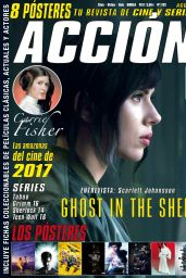 Scarlett Johansson - Accion Cine-Video February 2017 Issue