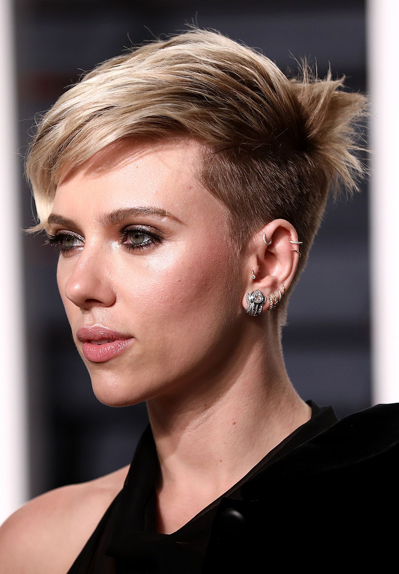 Scarlett Johansson at ...