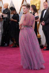Scarlett Johansson – Oscars 2017 Red Carpet in Hollywood