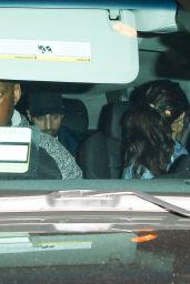 Selena Gomez - 1 OAK Nightclub in Los Angeles 2/12/2017
