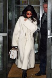Selena Gomez - Leaves Her Hotel in New York 2/9/ 2017