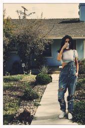 Selena Gomez - Social Media Photos 2/15/ 2017