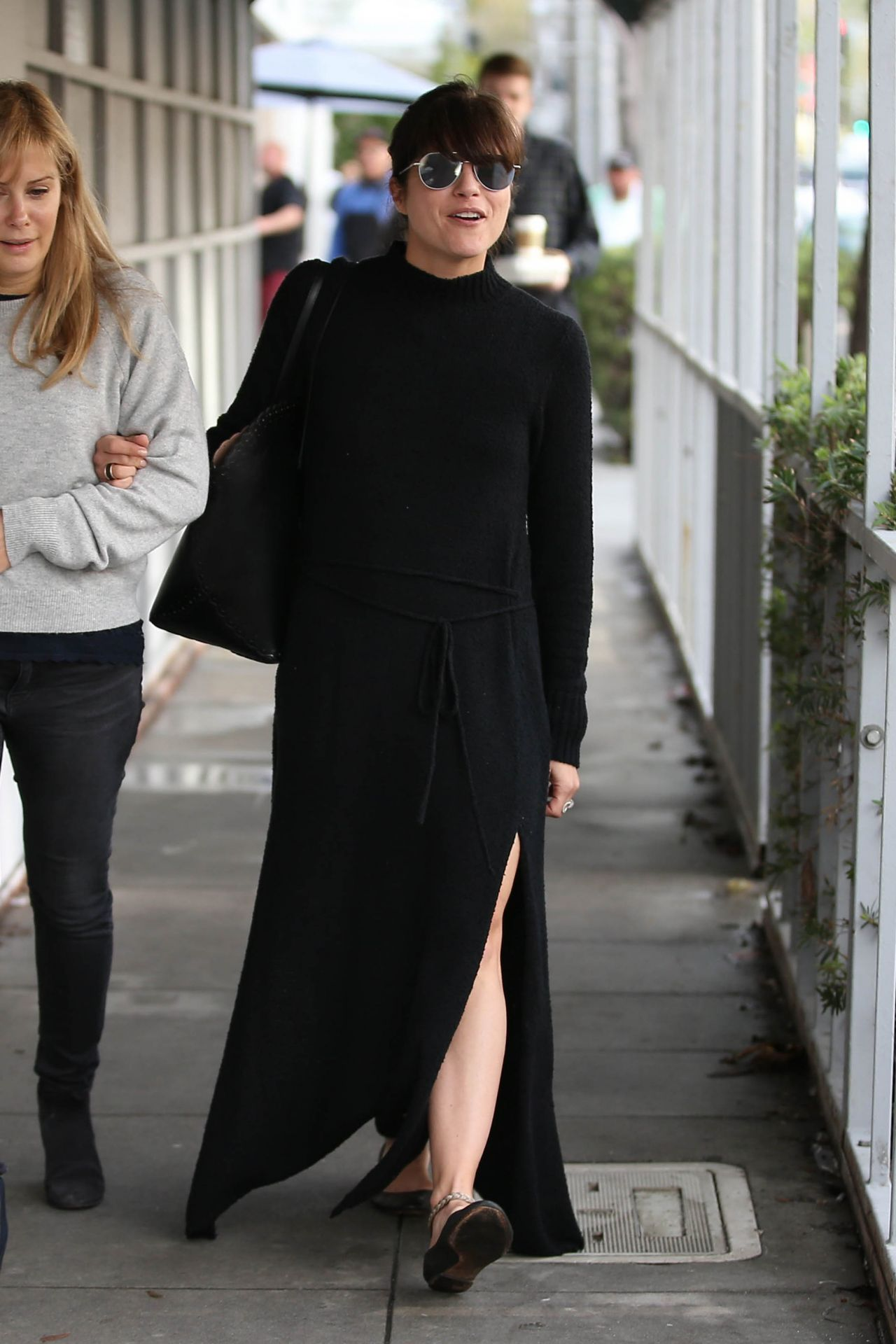 Selma Blair - Out in Beverly Hills 2/7/ 2017