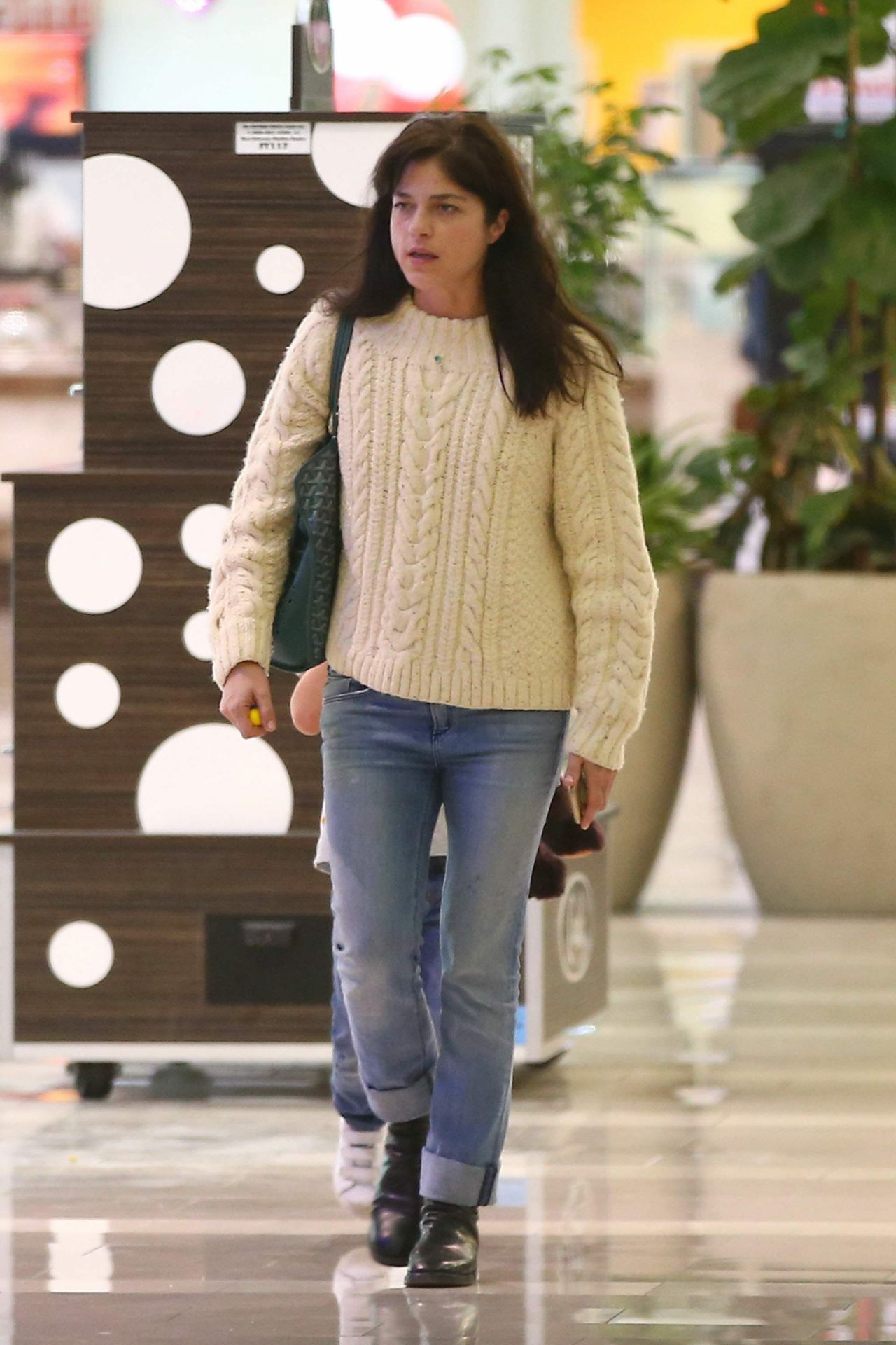 Selma Blair - Shopping in LA 2/4/ 2017