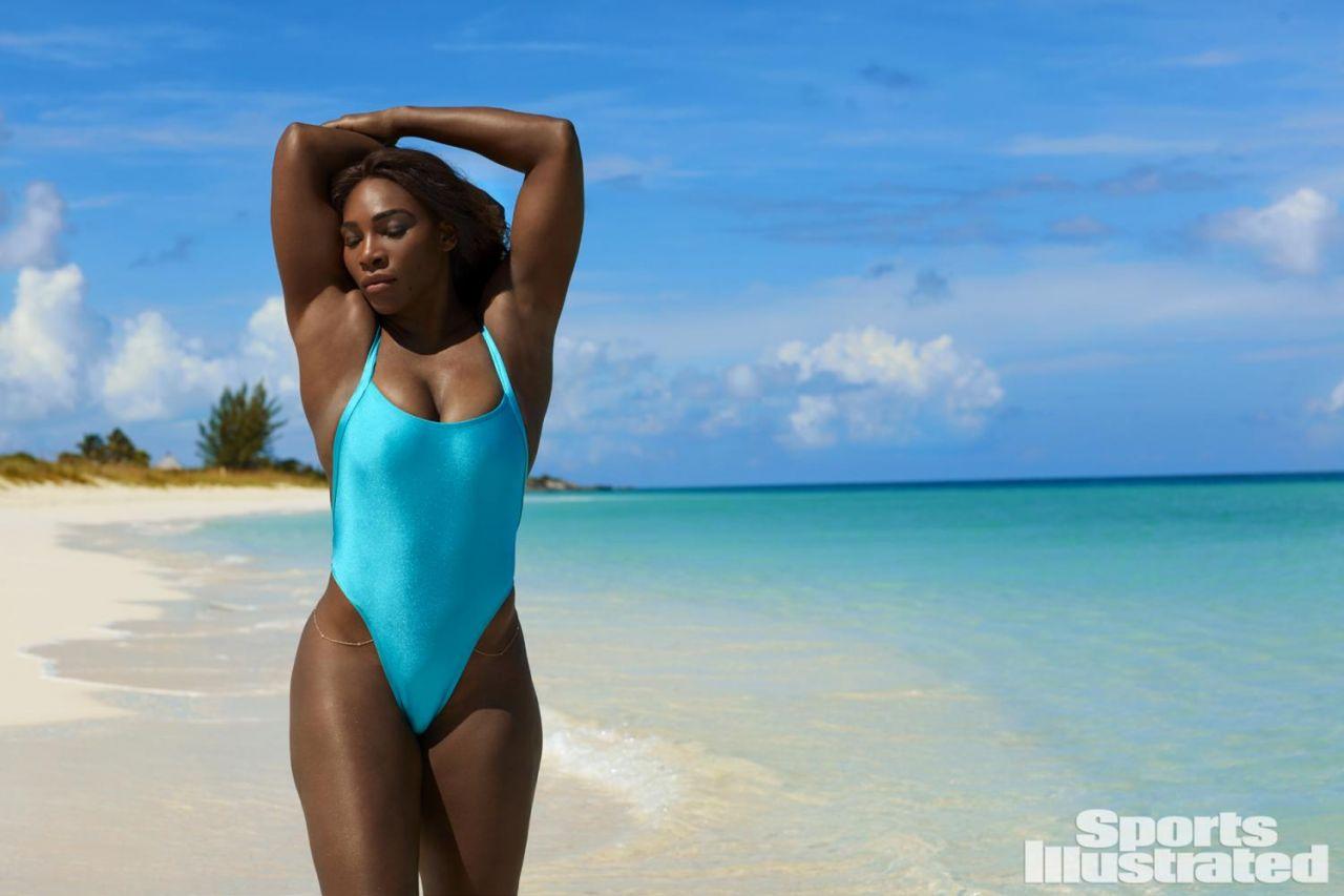 Serena williams sport illustrated swimsuit 2017 8