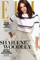 Shailene Woodley - ELLE Magazine (US), February 2017 Issue