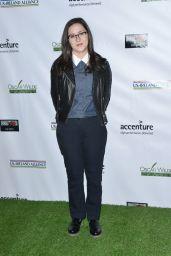 Shannon Woodward - Oscar Wilde Awards in Santa Monica 2/23/ 2017