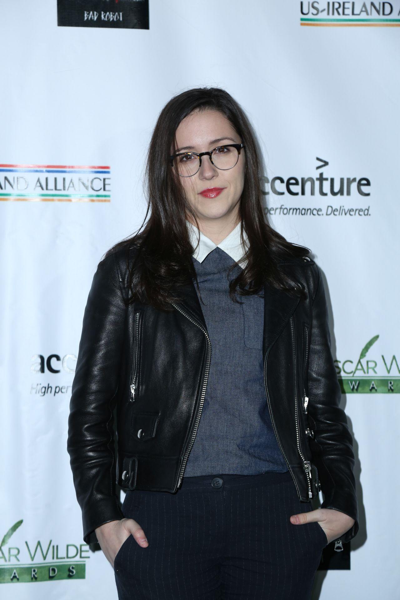 Shannon Woodward Oscar Wilde Awards In Santa Monica 2 23