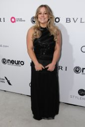 Shawn Johnson at Elton John AIDS Foundation Academy Awards 2017 Viewing Party in LA