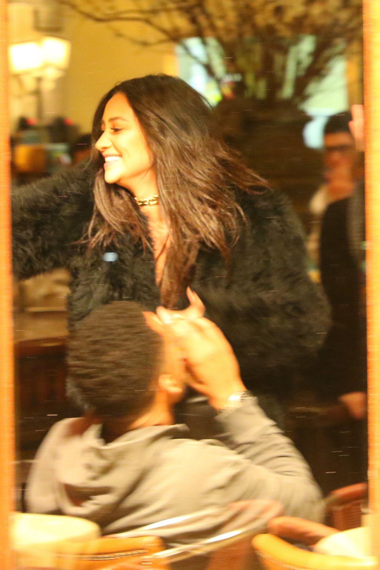 Shay mitchell at cipriani in soho new york new pics