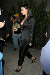 Shay Mitchell Night Out Style - Delilah