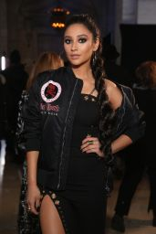 Shay Mitchell - Phillip Plein Show at New York Fashion Week 2/13/ 2017