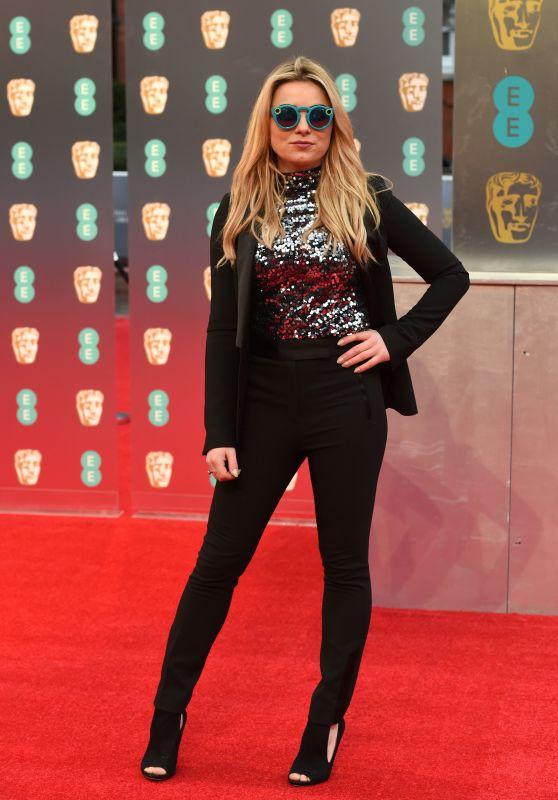 Sian Welby at BAFTA Awards in London, UK 2/12/ 2017