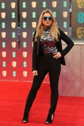 Sian Welby at BAFTA Awards in London, UK 2/12/ 2017