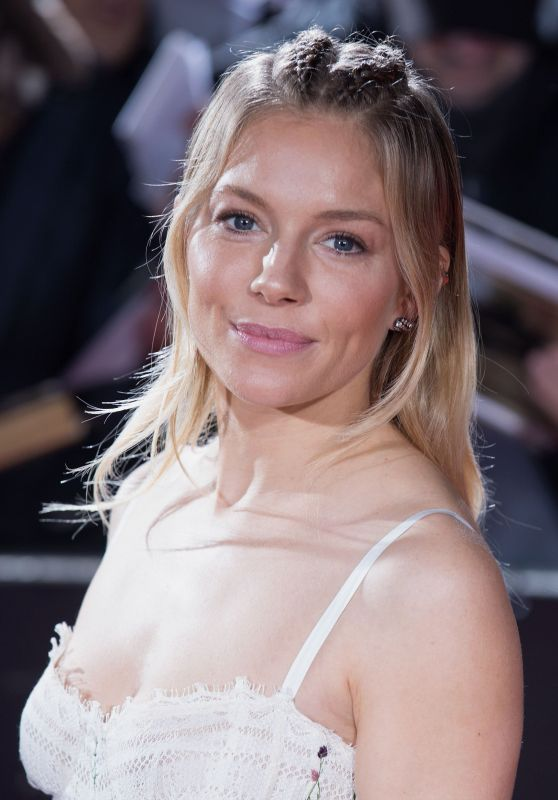 Sienna Miller - Lost City Of Z Premiere London 2/16/ 2017