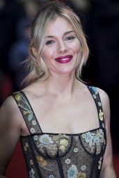 Sienna Miller - The Lost City of Z Premiere in Berlin 2/14/ 2017