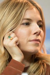 Sienna Miller - The Lost City Of Z Press Conference - Berlinale International Film Festival 2/14/ 2017