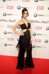 Sila Sahin - 67. Berlinale - Bunte & BMW Festival Night 2017 in Berlin 2/10/ 2017
