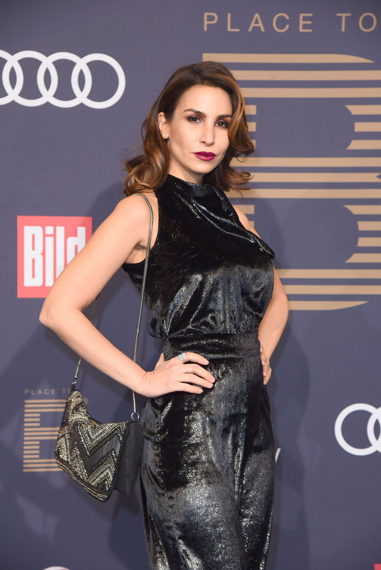 Sila Sahin - Place To B Berlinale Party by Bild in Berlin
