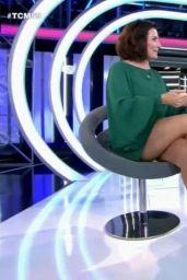 Silvia Abril - Leggy on TCMS 2/15/ 2017