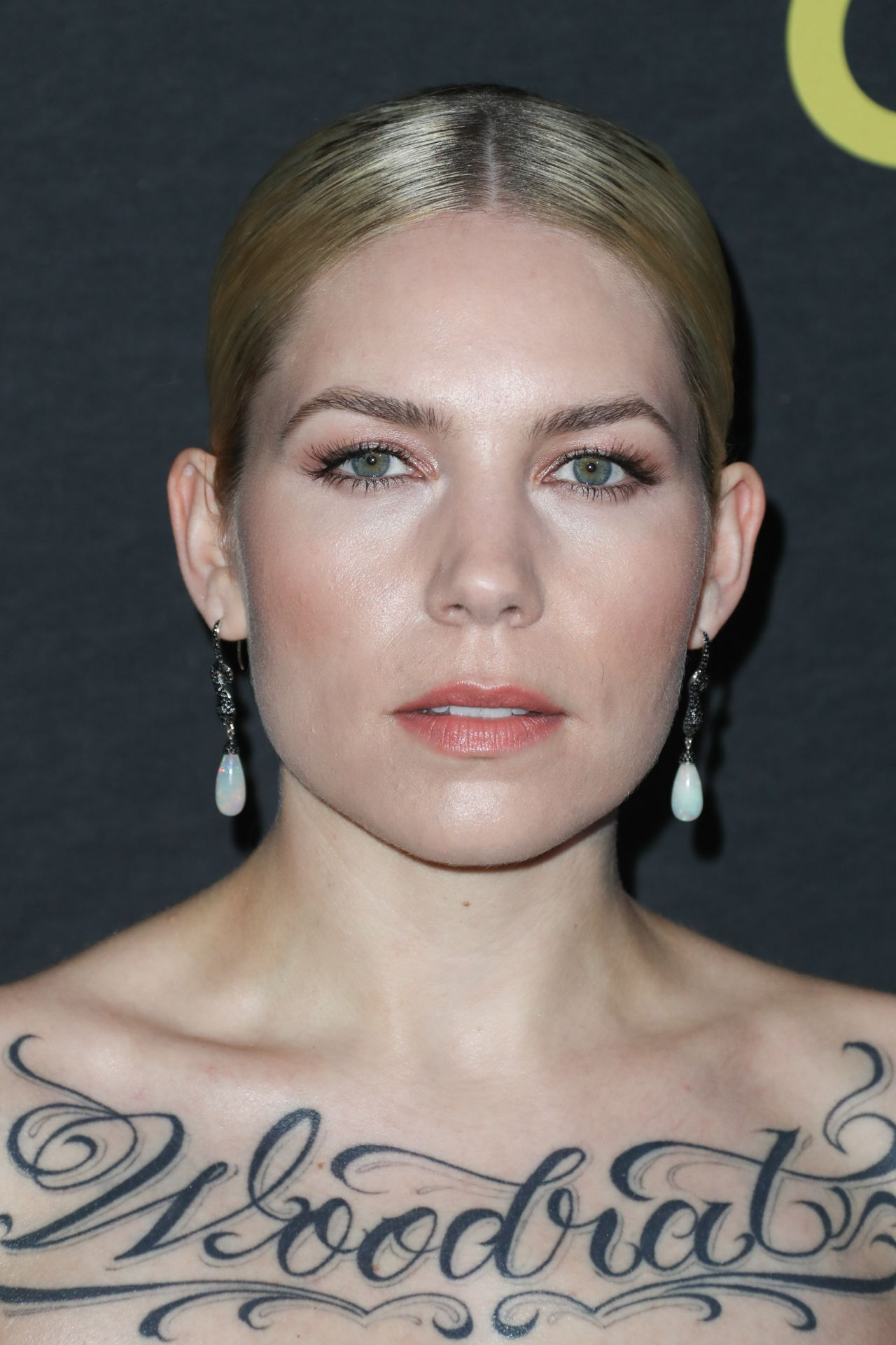 Skylar Grey Billboard Power 100 Celebration In West