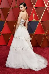 Sofia Carson - Oscars Red Carpet in Hollywood 2/26/ 2017