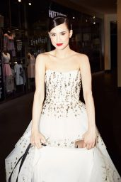 Sofia Carson - Preparation Photo Diary for 2017 Oscars