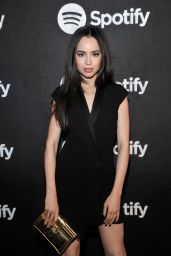 Sofia Carson - Spotify Celebrates Best New Artist Nominees in Los Angeles 2/9/ 2017