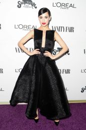 Sofia Carson – Vanity Fair and L'Oreal Paris Toast to Young Hollywood in West Hollywood 2/21/ 2017