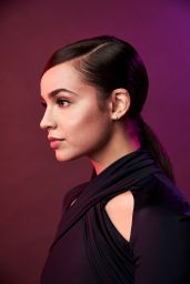 Sofia Carson – Variety Portrait Studio at the Music is Universal Lounge in LA 2/10/ 2017