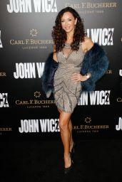 Sofia Milos – 'John Wick: Chapter 2' Premiere in Los Angeles 1/30/ 2017
