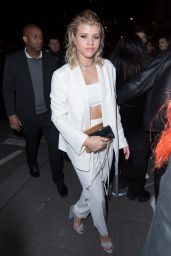 Sofia Richie at London Fashion Week - Love & Burberry After Party 2/20/ 2017