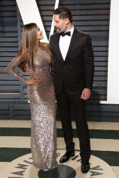 Sofia Vergara at Vanity Fair Oscar 2017 Party in Los Angeles